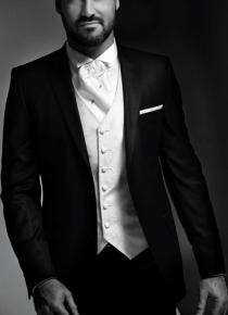 Gilet-cravaton