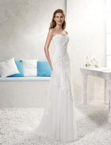 Robe de mariée tulle souple à Toulon Var