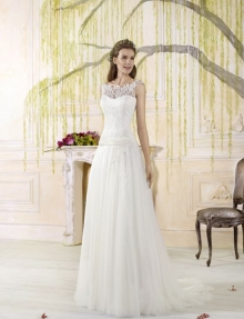 Robe de mariée tulle mou Toulon Var
