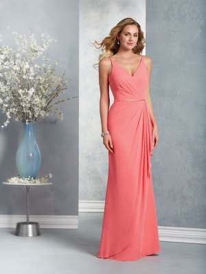 robe-de-cocktail-DS7403-longue-corail-toulon-var-83
