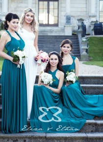 robe-multipositions-vert-fonce