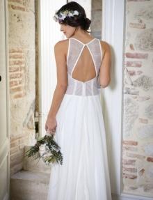 Robe de mariée Cyclade Elsa Gary Toulon Var 83