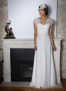 Robe de mariée Lapiz Lazuli Elsa Gary Toulon Var 83