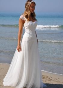 Robe de mariée Célia des Mariées de Provence