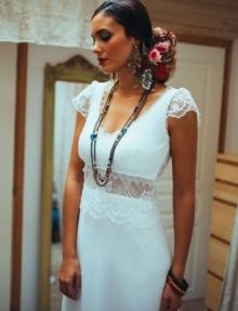 Robe de mariée Pyrite Elsa Gary Toulon Var 83
