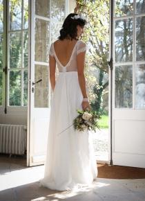 Robe de mariée  Rose des Sables Elsa Gary - Toulon Var 83