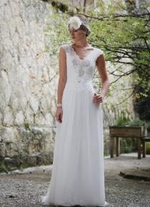 Robe de mariée Silex Elsa Gary Toulon Var 83