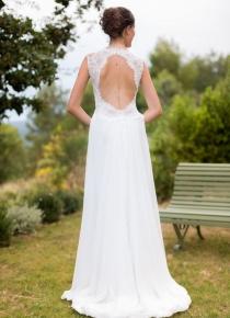 Robe de mariée Renouée  de Valandry