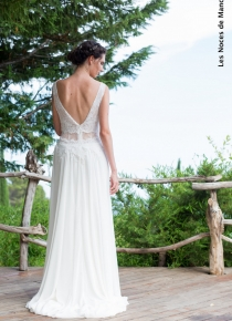 Robe de mariée Sainte Lucile  de Valandry
