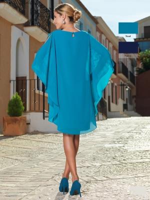 robe-de-ceremonie-NY3100-turquoise-toulon-var-83-dos