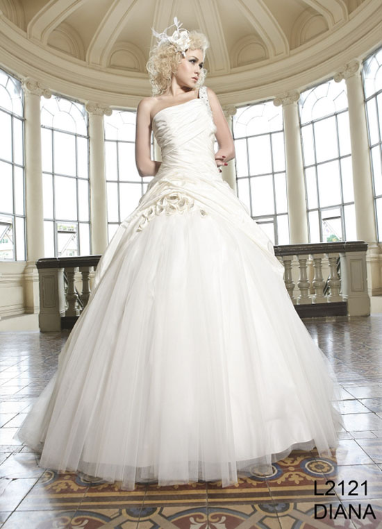 Robe De Mariée Princesse Diana