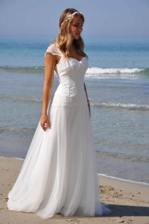 Robe de Mariée Romantique Celia Mariées de