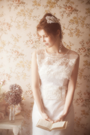Robe de Mariée Belle Elsa Gary
