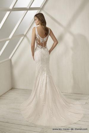 robe de mariée fourreau ou sirene