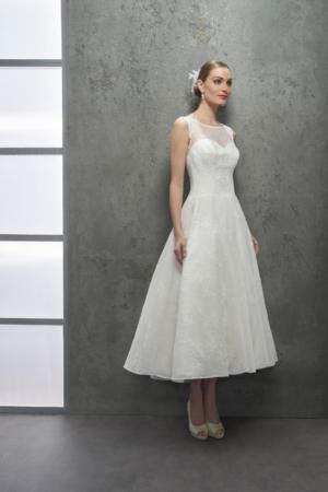 Robe de Mariée Courte Matisse Annie Couture