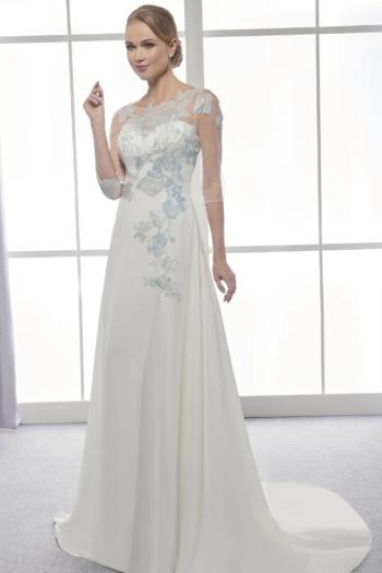 Robe de Mariée Façonnée Annie Couture