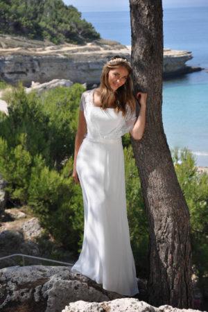 Robe de Mariée Bohème Frigolet Les Mariées de Provence