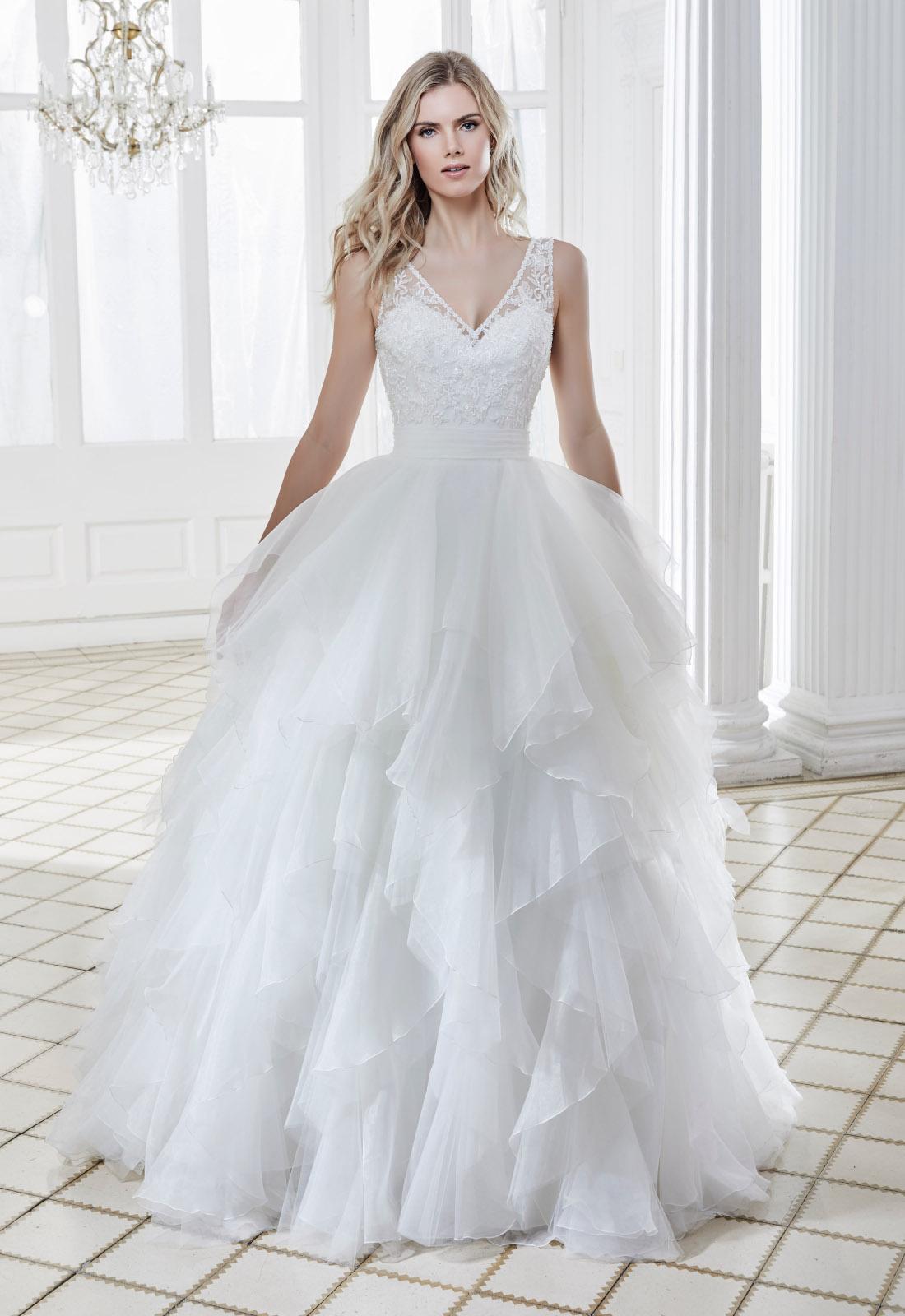 Robe de Mariée DS202-02 Divina Sposa