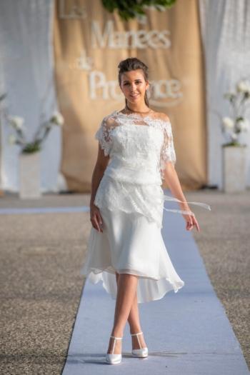 Robe de Mariée Armance Les Mariées de Provence