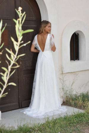 Robe de Mariée Fiona des Mariées de Provence