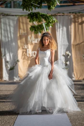 Robe de Mariée Jade des Mariées de Provence