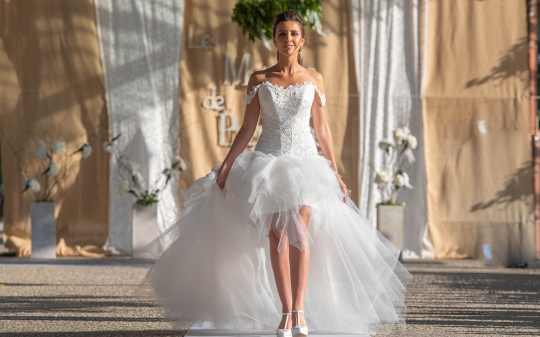 Une robe de mariée selon vous et votre envie