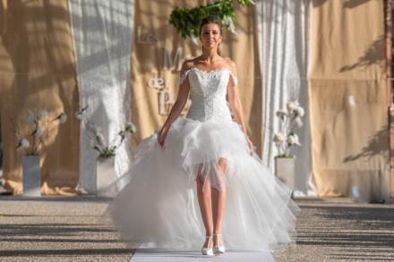 Robe de mariée Eglantine Les Mariées de Provence Toulon La garde Var 83
