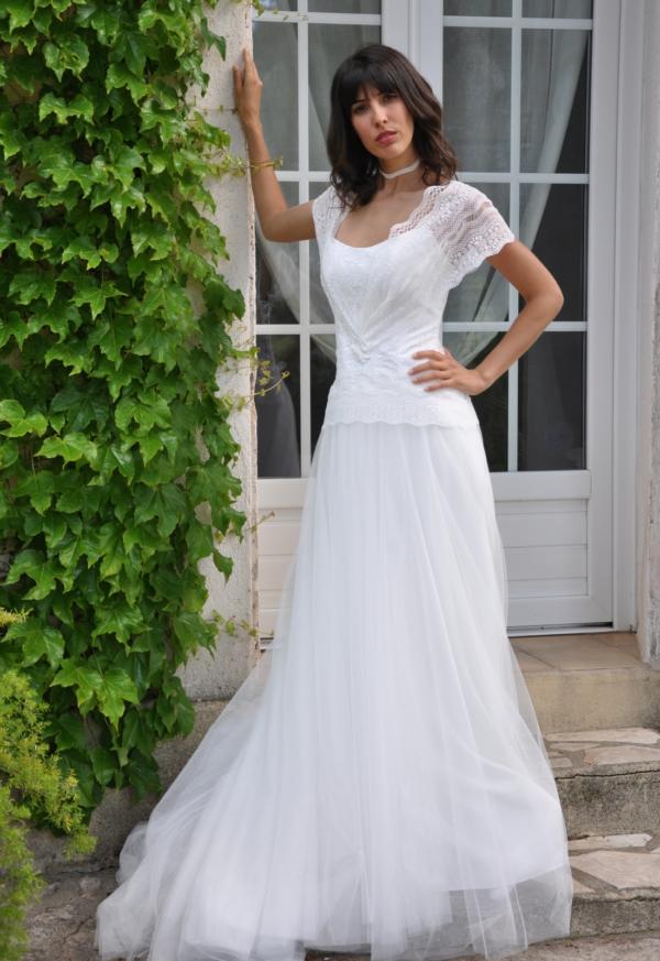 Robe de Mariée Charlie Les Mariées de Provence