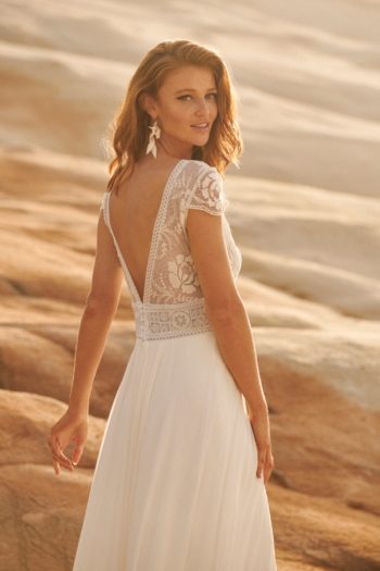 robe de mariée anselme rembo styling