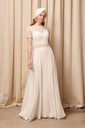 robe de mariée green mile rembo styling