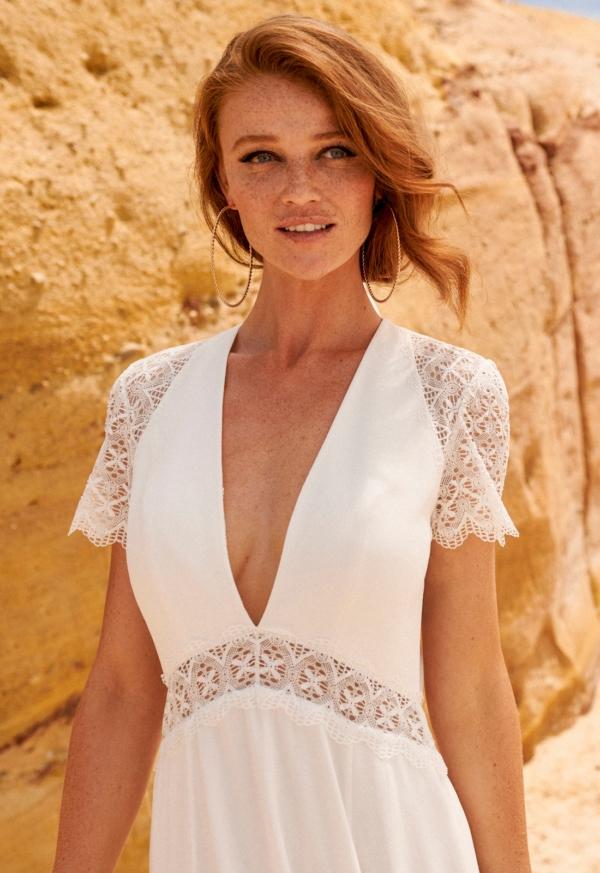 robe de mariée pure power rembo styling