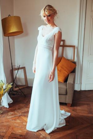 Robe de Mariée Seville Elsa Gary