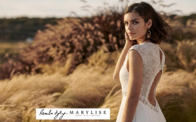 Les robes de mariées Marylise Rembo Styling 20