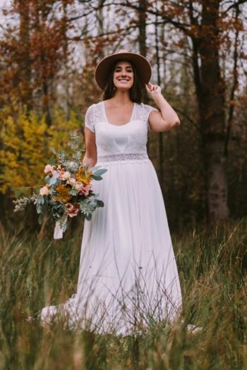 Robe de Mariée Grande Taille Happy Soulsister Styling
