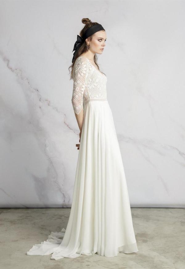 robe de mariée Cannon rembo styling