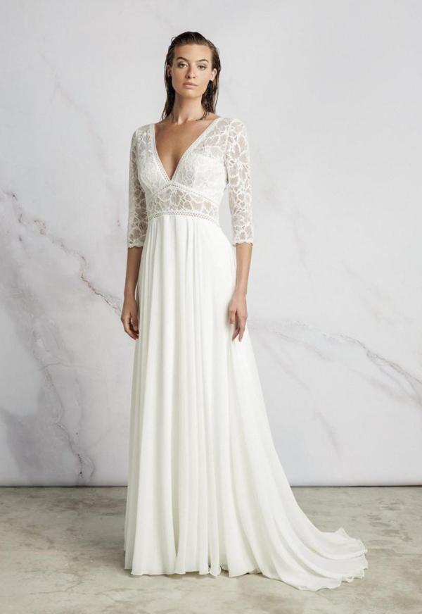 robe de mariée Maya rembo styling