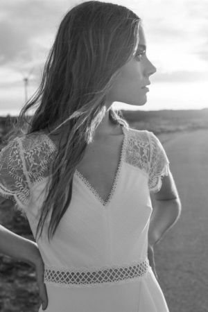robe de mariée Nazaré rembo styling