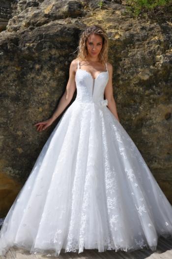 robe de mariée Angélique Les Mariées de Provence