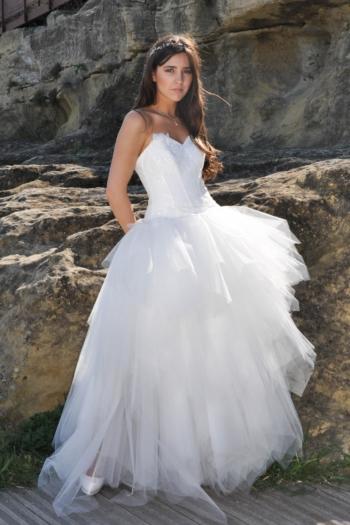 robe de mariée Cezanne Les Mariées de Provence