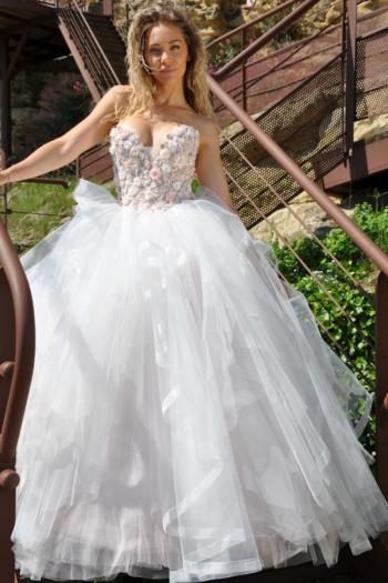 robe de mariée Chanel Les Mariées de Provence