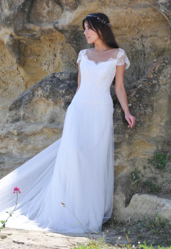 robe de mariée Cigale Les Mariées de Provence