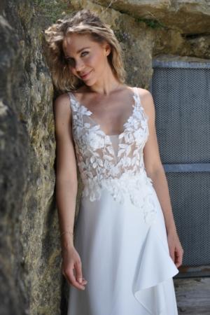 robe de mariée Juliana Les Mariées de Provence