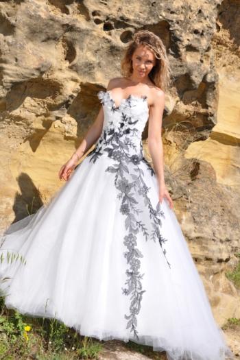 robe de mariée Margot Les Mariées de Provence