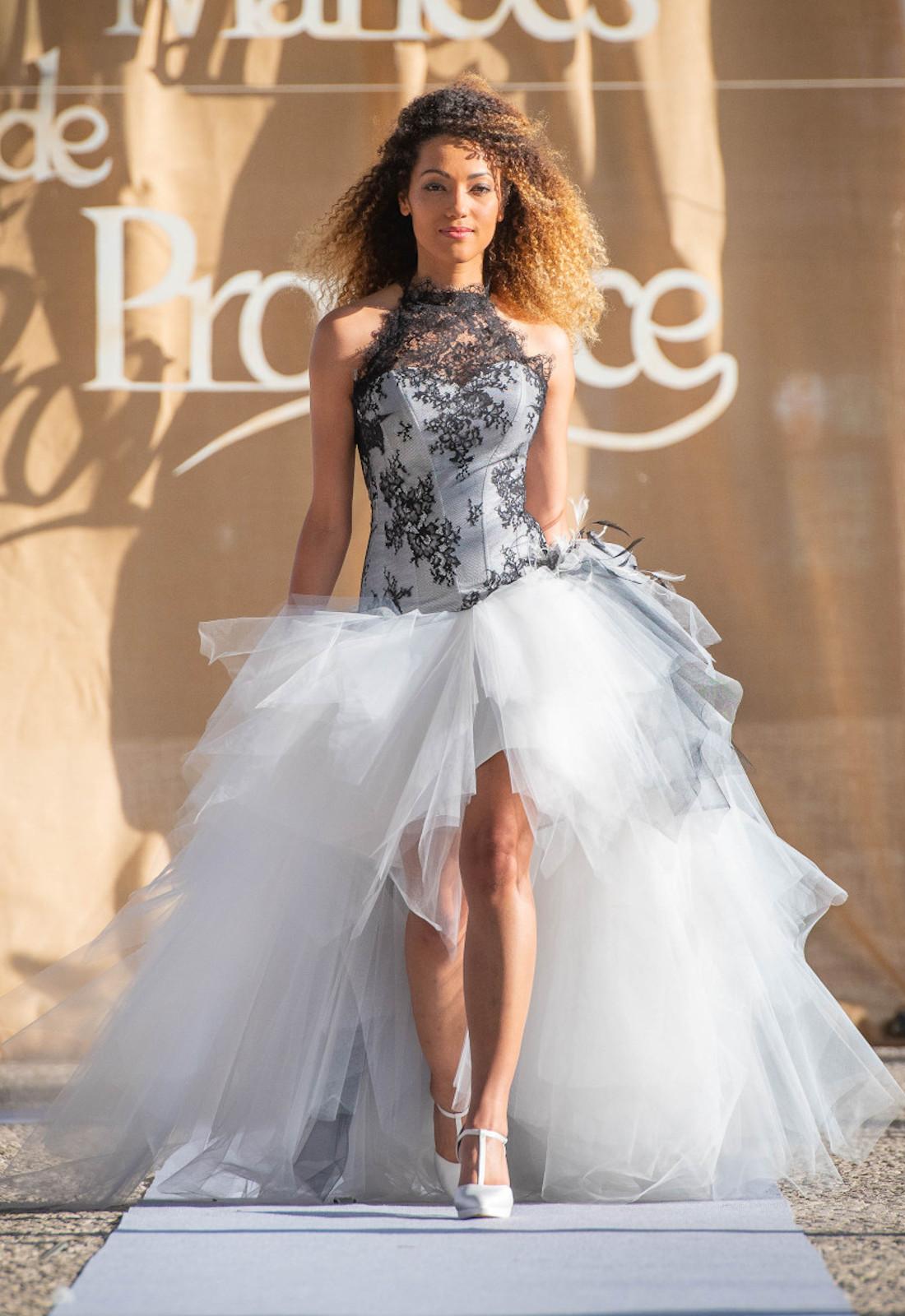 robe de mariée Mélisse les mariées de provence