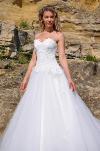 robe de mariée Stella Les Mariées de Provence