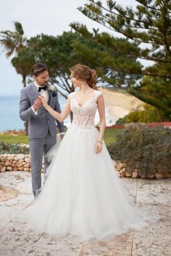 robe de mariée Très Chic 22205