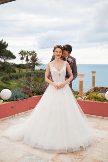 robe de mariée Très Chic 22209