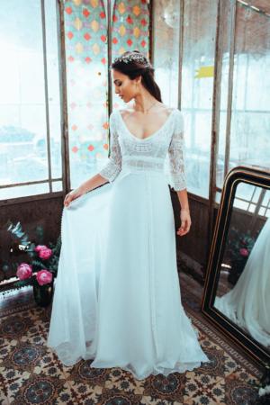robe de mariée essentielle elsa gary