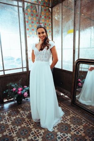 robe de mariée idylle elsa gary