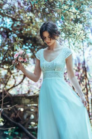 robe de mariée il était une fois elsa gary